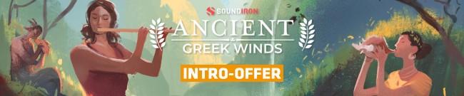 Banner Soundiron - Ancient Greek Winds - Intro Offer