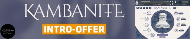Banner Strezov Sampling - Kambanite Intro Offer