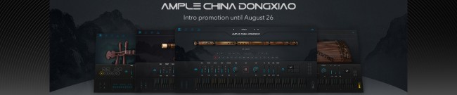 Banner Ample China Dongxiao Intro Offer