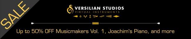 Banner Versilian Studios - Up to 50% OFF