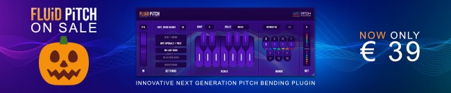 Banner Pitch Innovations - Fluid Pitch - On Sale