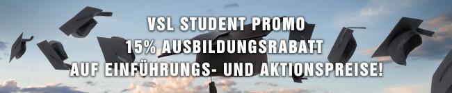 Banner VSL - Student Promo II