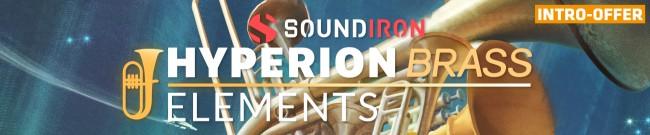 Banner Soundiron - Hyperion Brass Elements - Intro