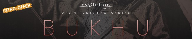 Banner Evolution Series - Chronicles Bukhu Intro Offer