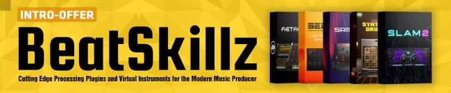 Banner BeatSkillz - Introductory Offer