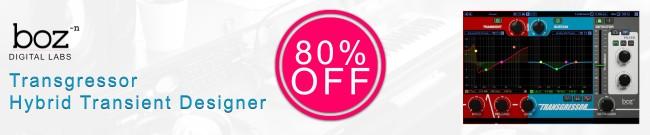 Banner Boz Digital Labs - 80% OFF Transgressor