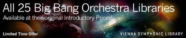 VSL: Big Bang Orchestra Special