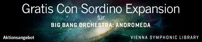 VSL - BBO Andromeda - Con Sordino Special