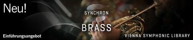 VSL Synchron Brass: Vielseitige Blechbläser