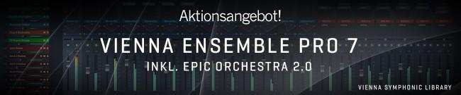 VSL - Vienna Ensemble Pro 7 Special Offer