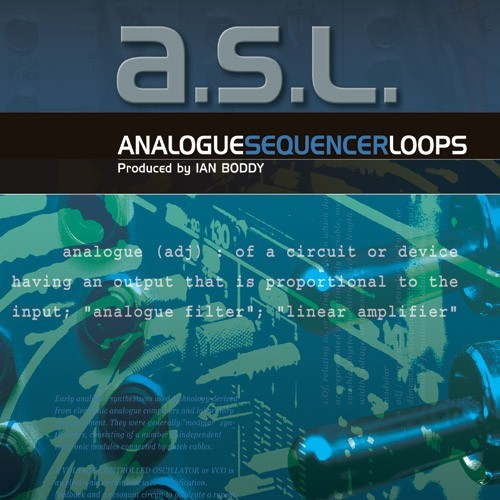 Analogue Sequencer Loops