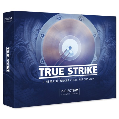 True Strike 1 Orchestral Percussion