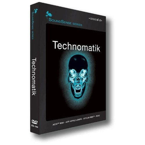 SoundSense: Technomatik