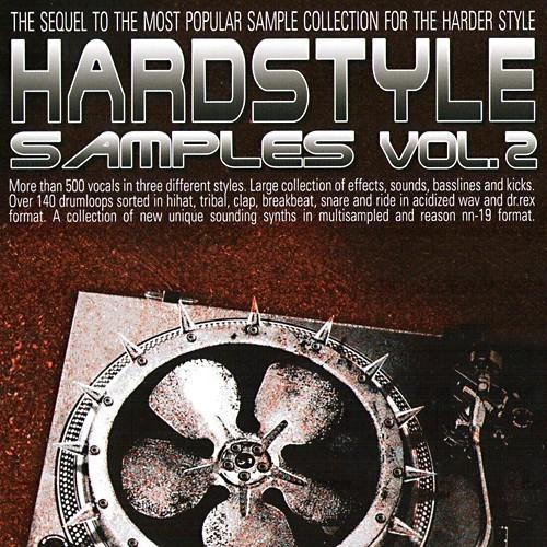 Hardstyle Samples Vol. 2