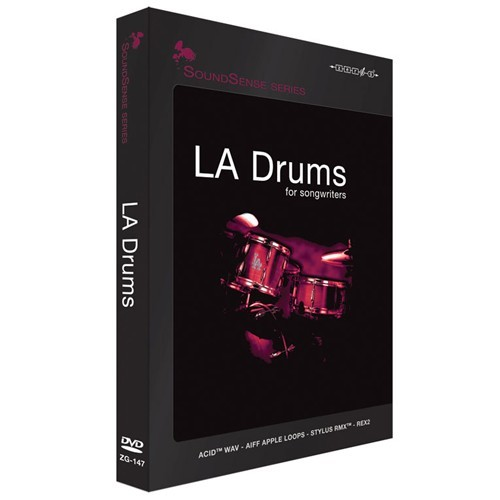 SoundSense: LA Drums