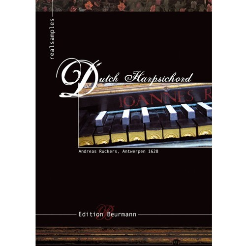 Edition Beurmann - Dutch Harpsichord