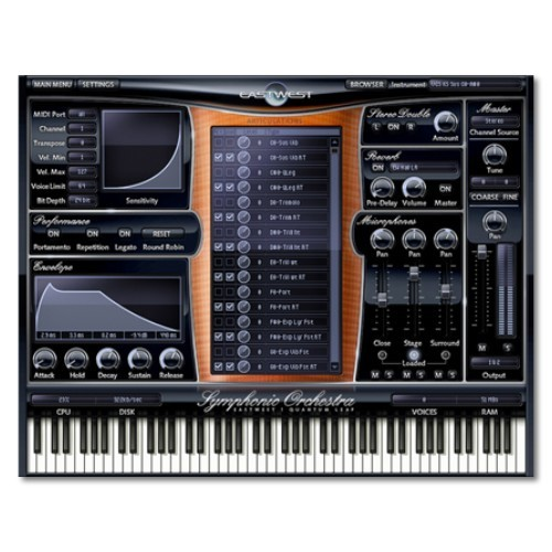 Symphonic Orchestra Platinum Complete