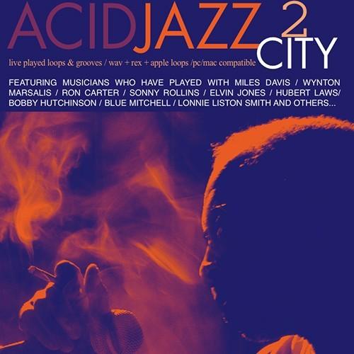 Acid Jazz City 2