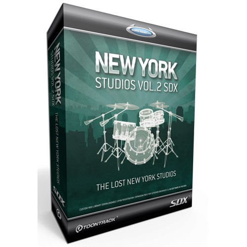 SDX New York Studios Vol. 2