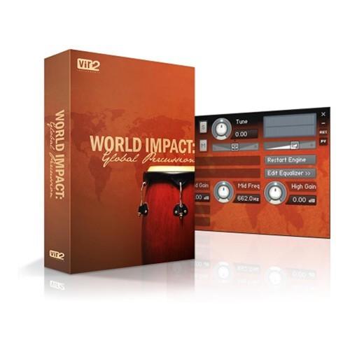 World Impact: Global Percussion