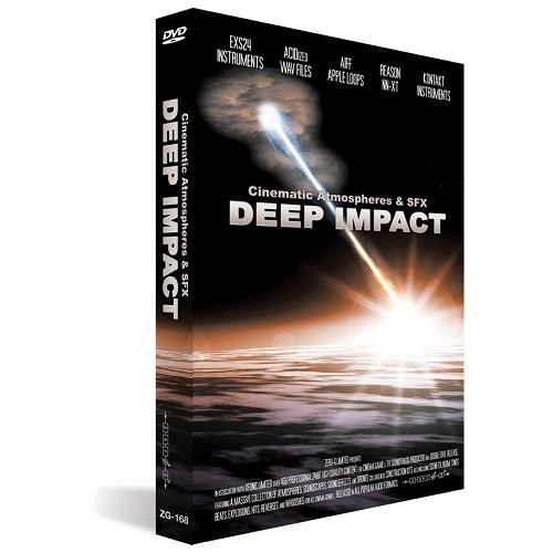 Deep Impact - Cinematic Atmospheres and SFX