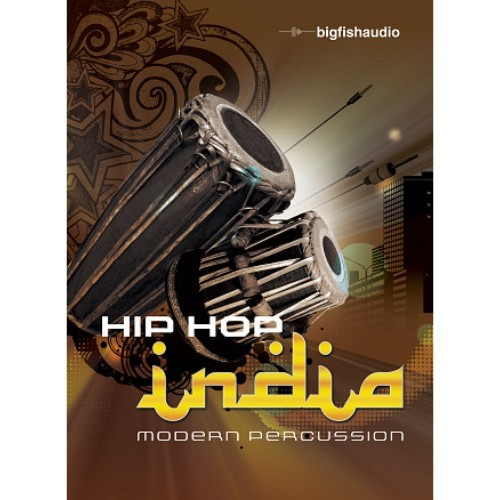 Hip Hop India: Modern Percussion