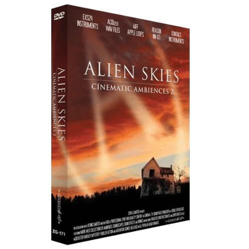 Alien Skies - Cinematic Ambiences 2