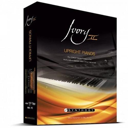 Ivory II Upright Pianos