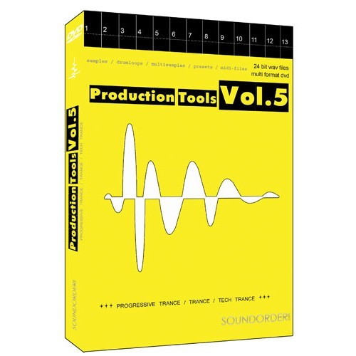 Production Tools Vol. 5