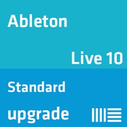 Live 10 Upgrades