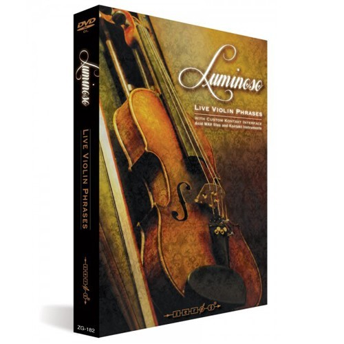 Luminoso - Live Violin Phrases