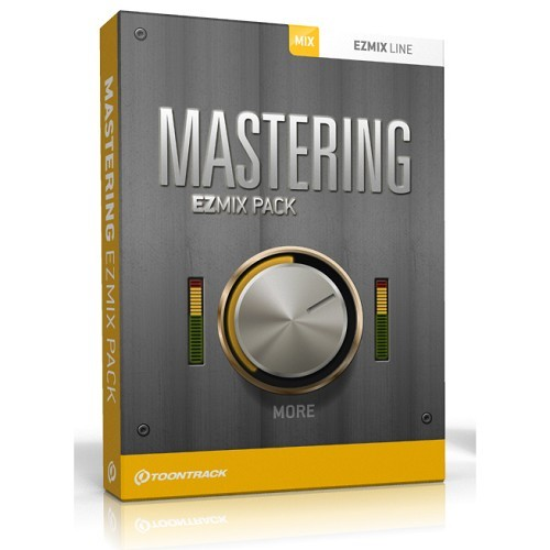 EZmix-Pack Mastering