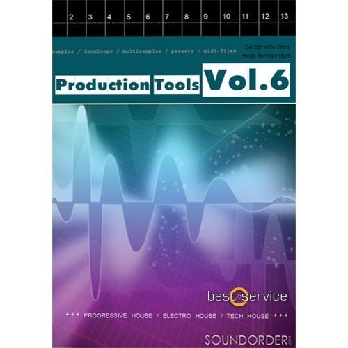 Production Tools Vol. 6