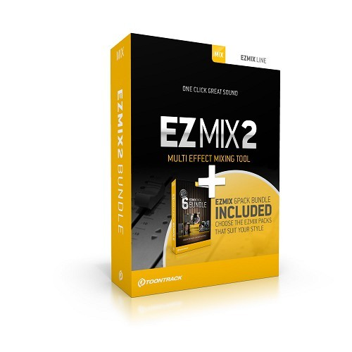 EZmix 2 Bundle