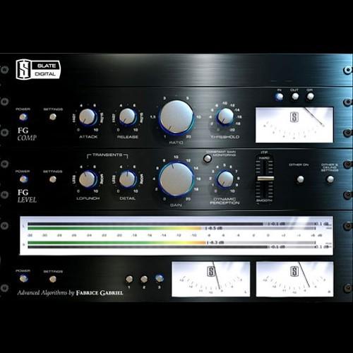 FG-X - Virtual Mastering Processor