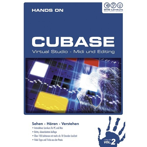 Hands on Cubase Vol.2