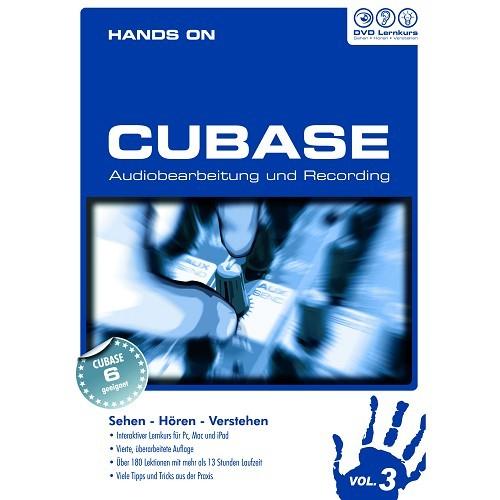 Hands on Cubase Vol.3