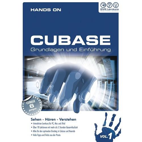 Hands on Cubase Vol.5
