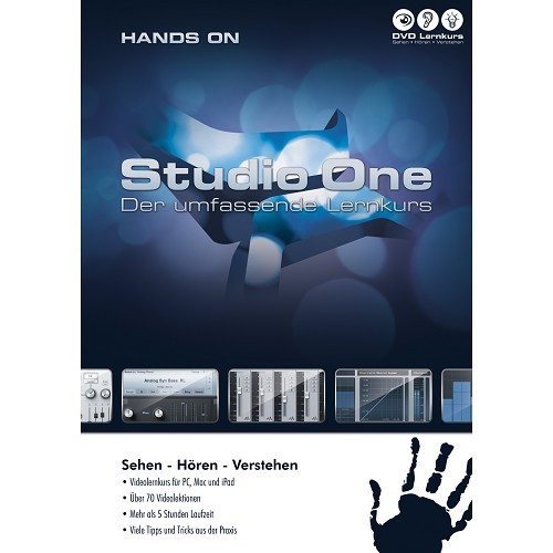 Hands on Studio One Vol. 1