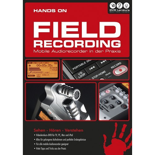 Hands on Fieldrecording