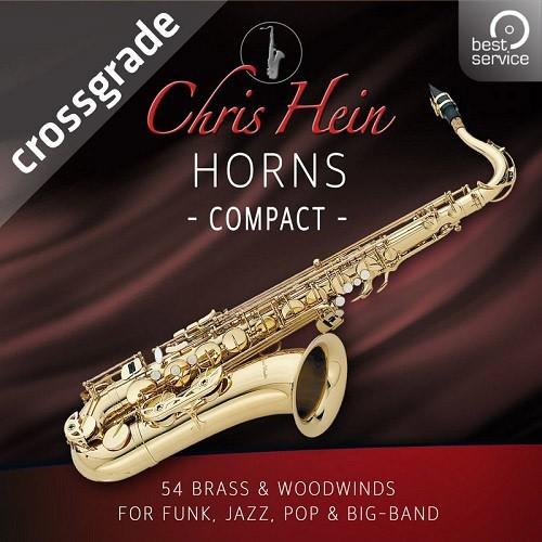 Chris Hein Horns Compact Crossgrade