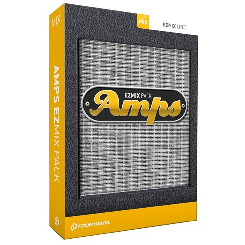 EZmix-Pack Amps