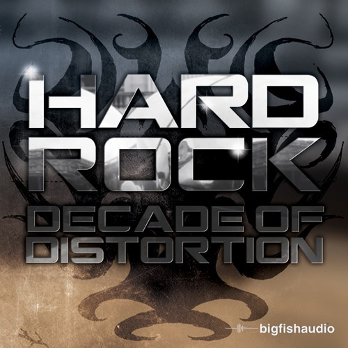 Hard Rock: Decade of Distortion