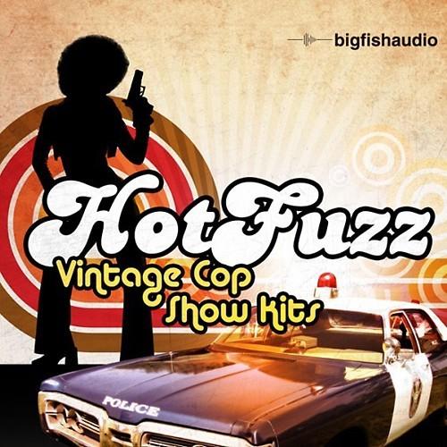 Hot Fuzz: Vintage Cop Show Kits