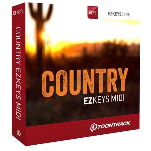 EZkeys Midi Country