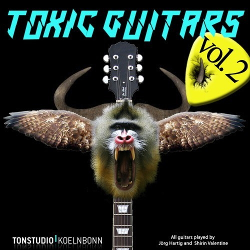 Toxic Guitars Vol.2