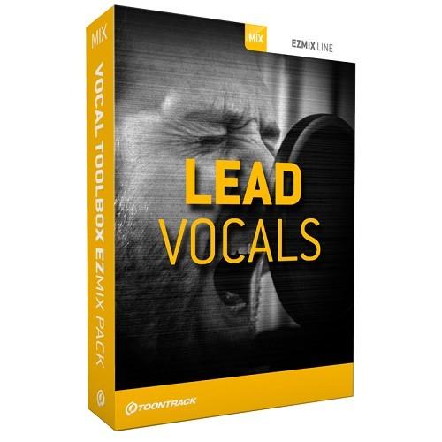 EZmix-Pack Lead Vocals