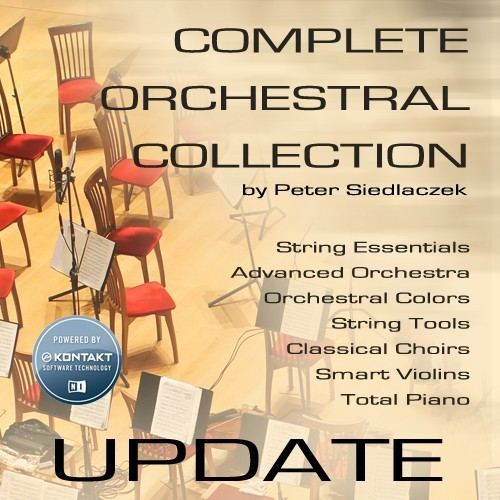 Complete Orchestral Collection Update