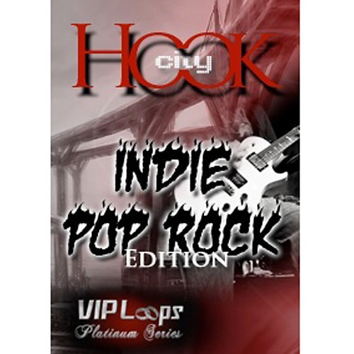 Hook City: Indie Pop Rock Edition