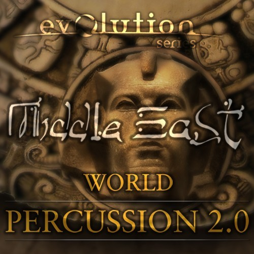 World Percussion 2.0 - Middle East